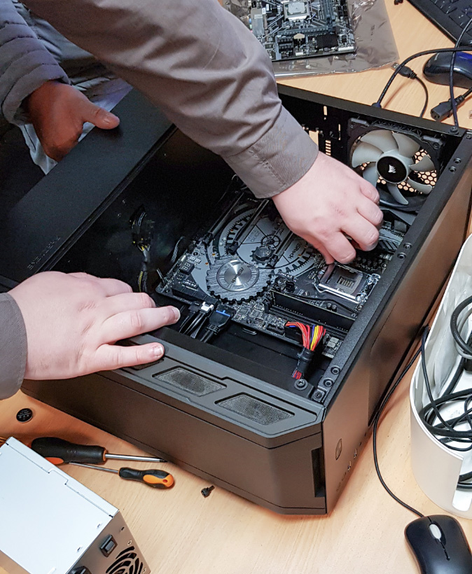 best gaming computers sutherland